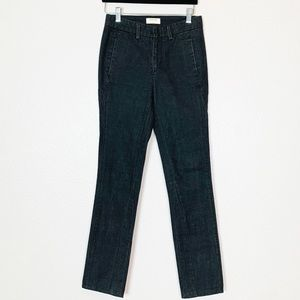 Helmut Lang | Slim Leg Cotton pants